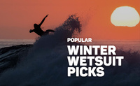Popular Winter Wetsuit Picks